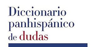 logo diccionario panhispanico de dudas
